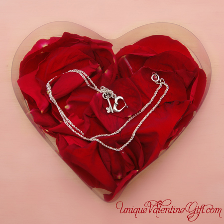 Purchase your Key to My Heart Love Box online at uniquevalentinegift.com - Have a Special Valentine's Day