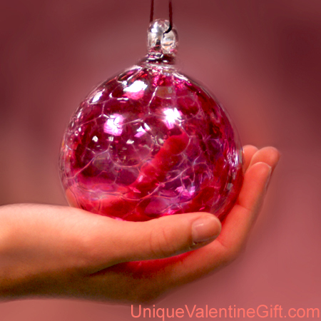 Purchase your Orb of Eros online at uniquevalentinegift.com - Have a Special Valentine's Day