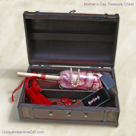 Mothers Day Treasure Chest